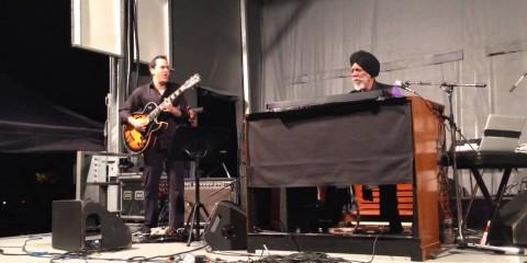 Lonnie smith trio @ Pine Grill
