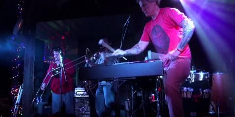 Mike Dillon / 12/8 Path Band @ Night Light's Festival – Leather On   Buffalo.FM