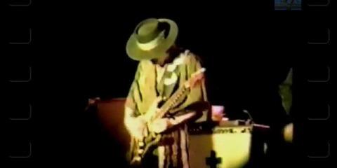 #TBT (1984) Stevie Ray Vaughan @ UB Springfest